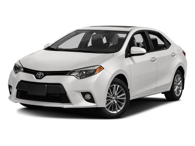 2016 Toyota Corolla Le In Statesville Nc Black Automotive Group