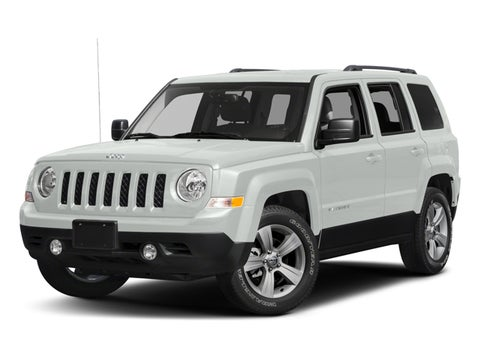 2017 Jeep Patriot Sport In Statesville Nc Black Automotive Group