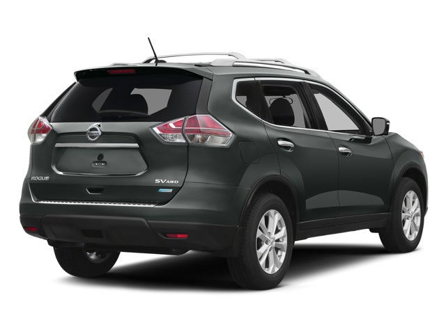 2017 Nissan Rogue Sv In Statesville Nc Black Automotive Group