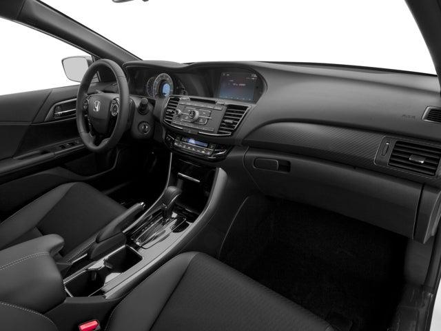 2017 Honda Accord Sport In Statesville Nc Black Automotive Group