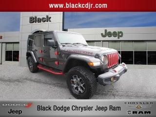 2018 Jeep Wrangler Rubicon In Statesville Nc Charlotte Jeep