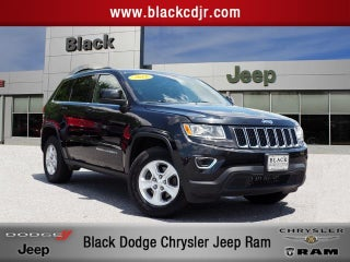 Black Grand Cherokee >> 2016 Jeep Grand Cherokee Laredo E